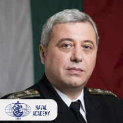Captain (Navy) Kalin Kalinov, Professor Ph.D.