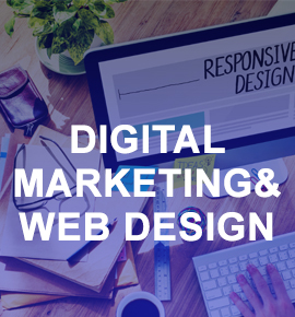 Master Program of Digital Marketing and web design